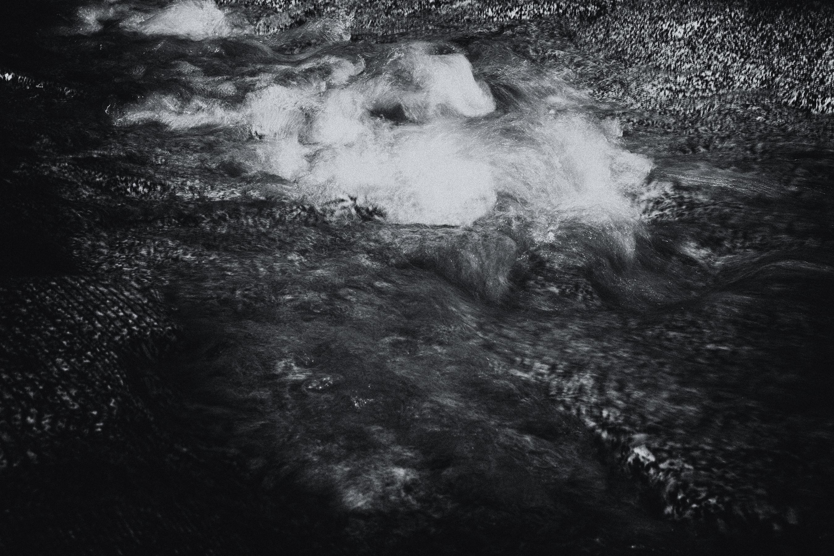 Sofrimento da água