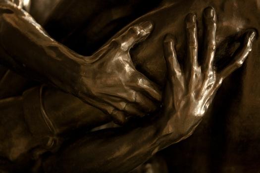 Mãos cobreadas